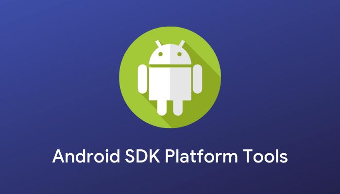 android sdk platform tools zip