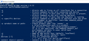 Check-ADB-PowerShell