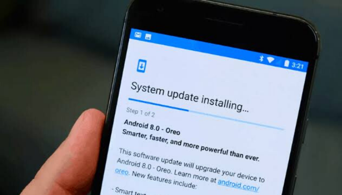 Sideload-Install-OTA-Update-Android