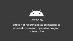 Adb Is Not Recognized Error   How To Fix