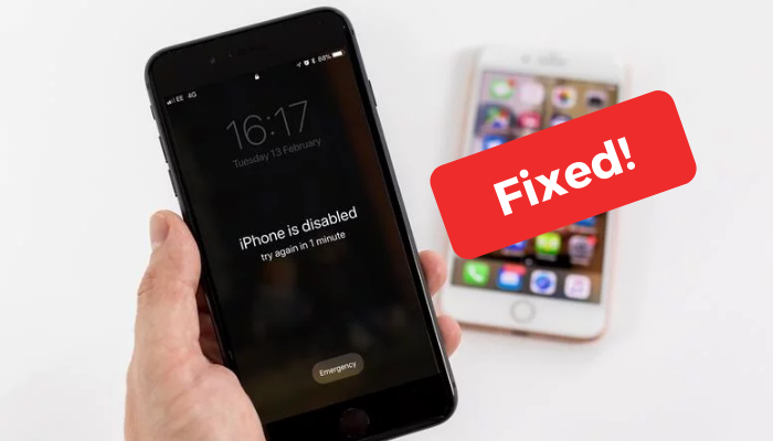 iPhone-is-Disabled-Fix