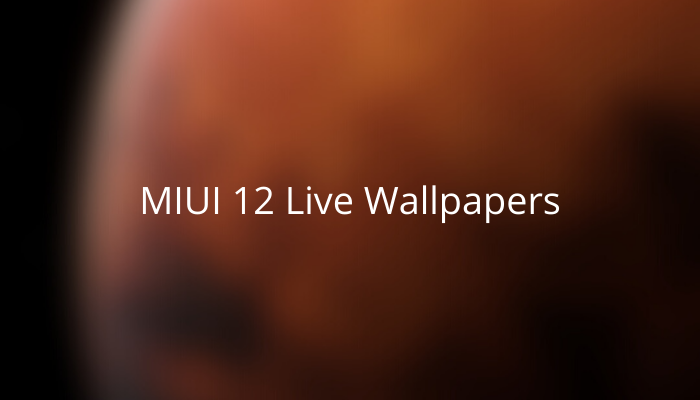 MIUI-12-Live-Wallpapers
