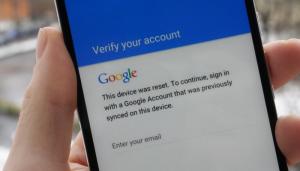 Remove FRP Lock on Samsung using Odin