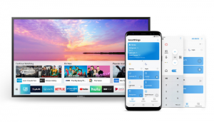 How To Mirror Android And Ios Screen On Samsung Tv