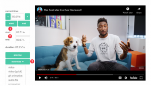 How To Download Specific Part Of Youtube Videos