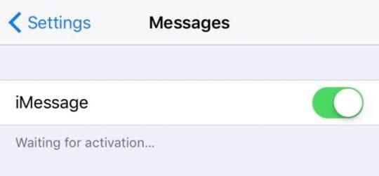 So beheben Sie Nachrichten- und Bildprobleme in iOS 9