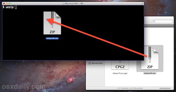 Hier erfahren Sie, wie Sie eine Cpgz-Datei auf einem Mac entpacken