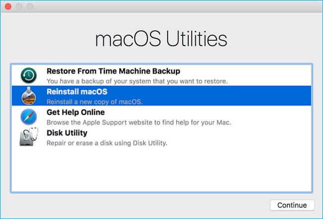 Вот как восстановить заводские настройки Mac