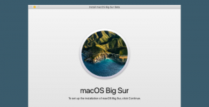 Reset Mac