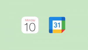 Guide To Sync Google Calendar With Apple Calendar (and Vice-versa)