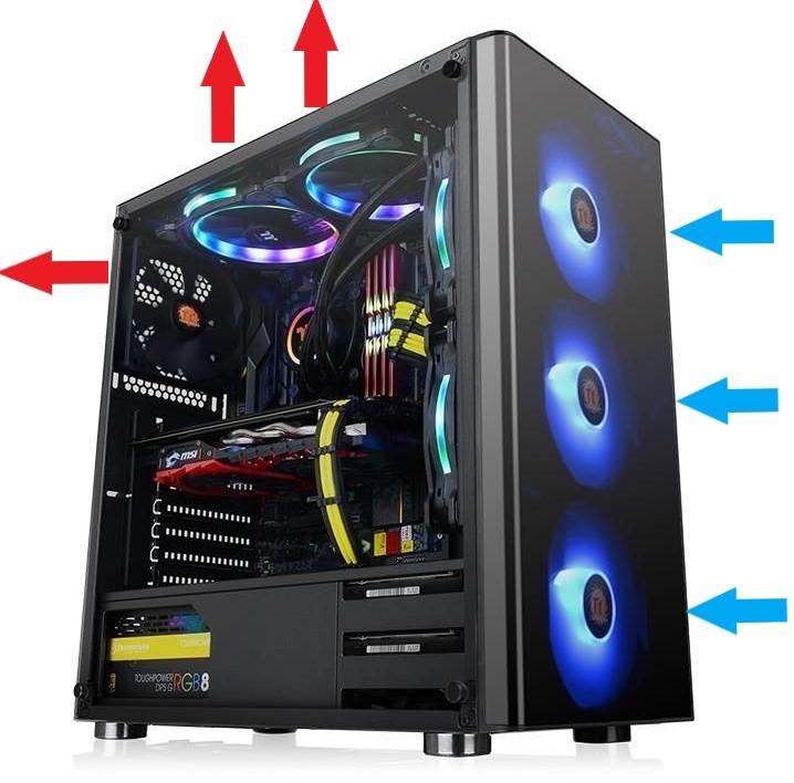 Computerlüfter ist laut?  So beheben Sie es!