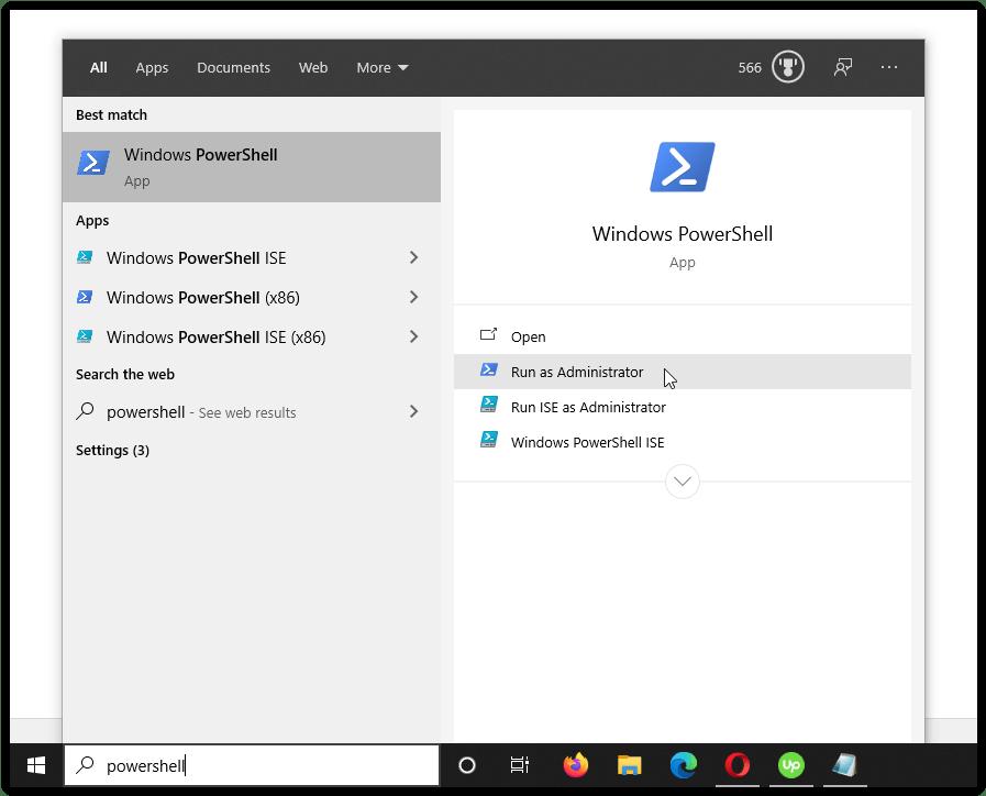 So reparieren Sie das Windows 10-Startmenü, wenn es eingefroren ist