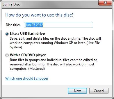 So kopieren Sie eine DVD auf eine andere DVD