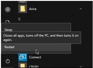 Windows 10-Updates werden nicht installiert 11