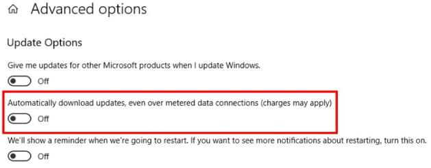 Windows 10-Updates werden nicht installiert 13