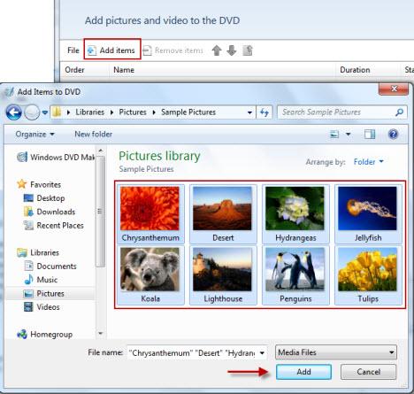 CD auf eine andere CD kopieren unter Windows 7