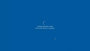 Windows 10: Stuck On Getting Windows Ready (fixed)