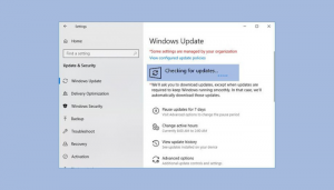 Windows 10: Checking For Updates Stuck (fixed)